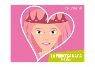 La princesa Nayia- 5-6 años